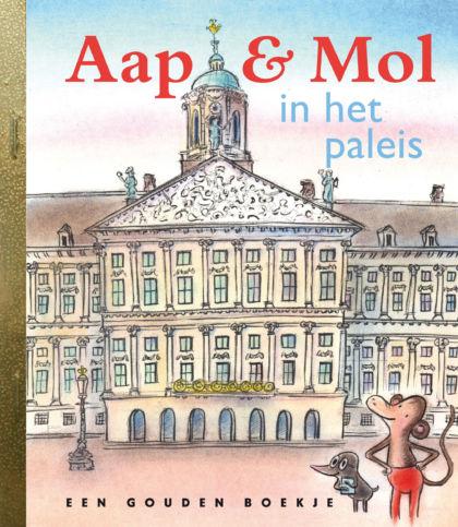 Aap en Mol in het paleis 2