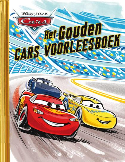 Disney Het Gouden Cars voorleesboek