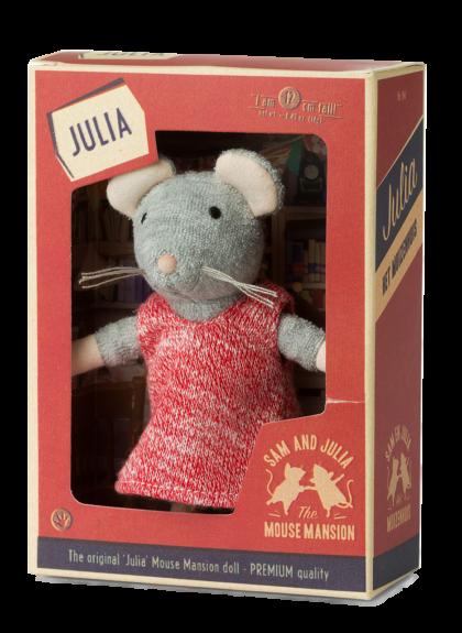 Het Muizenhuis - Julia pluche