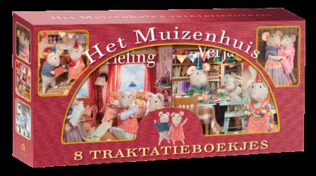 Het Muizenhuis - Traktatiebox