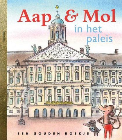 Aap en Mol in het paleis 1