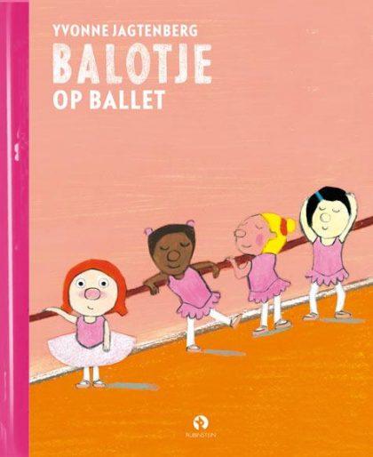 Balotje op ballet - Yvonne Jagtenberg