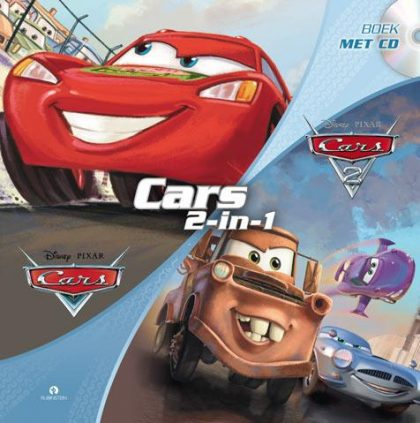 Disney Cars 2-in-1