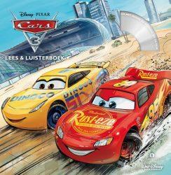 Disney Cars 3 Lees en Luisterboek