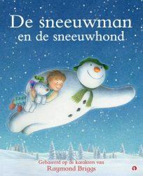 De sneeuwman en de sneeuwhond
