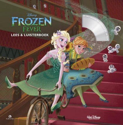 Disney Frozen Fever Lees en Luisterboek