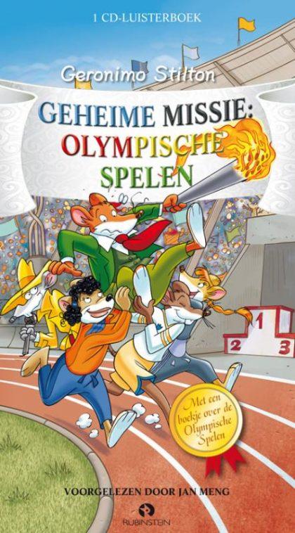 Geheime missie: Olympische Spelen
