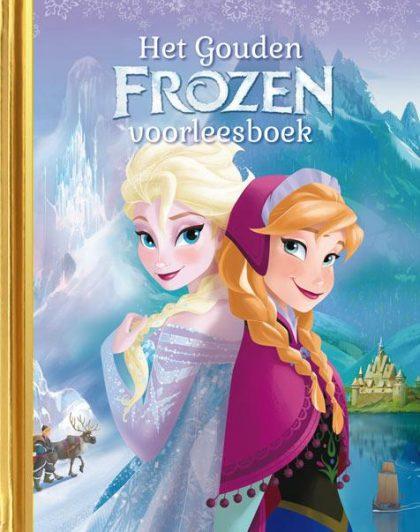 Disney Het Gouden Frozen Voorleesboek