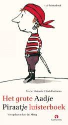 Het grote Aadje Piraatje luisterboek 1