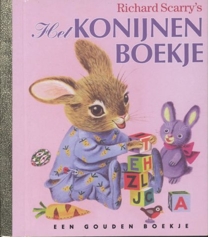 Het konijnenboekje