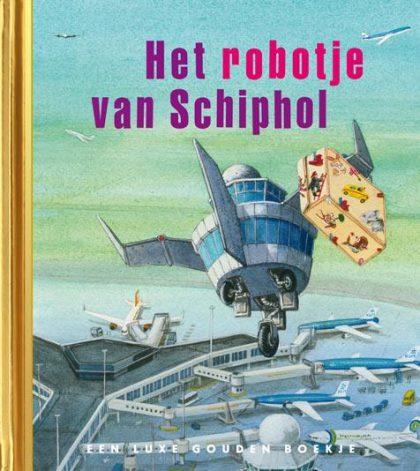 Het robotje van Schiphol