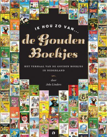 Ik hou zo van… de Gouden Boekjes