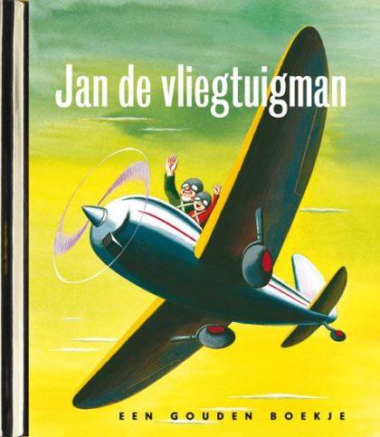 Jan de vliegtuigman – Original, 42 pagina's