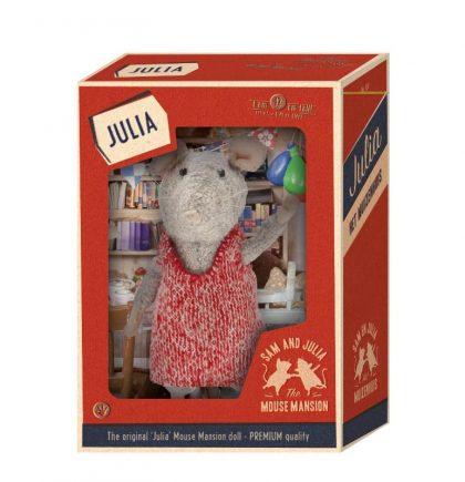 Het Muizenhuis Julia speelgoedmuis