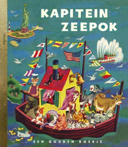 Kapitein Zeepok