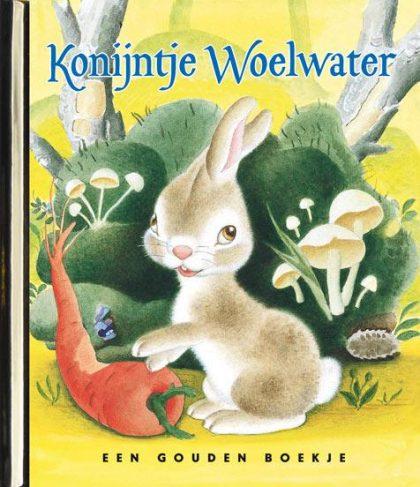 Konijntje Woelwater – Original, 44 pagina's