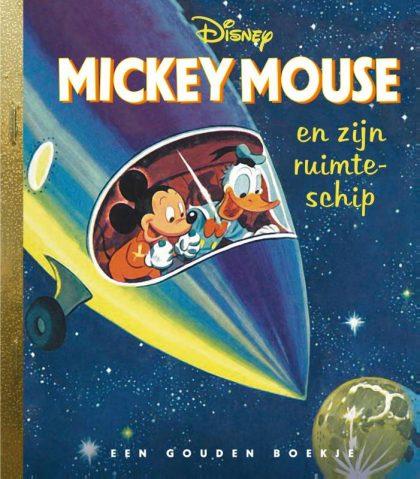 Mickey Mouse en zijn ruimteschip 1