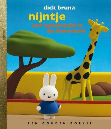 nijntje – een speurtocht in de dierentuin