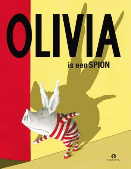 Olivia is een spion 1