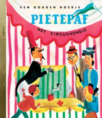 Pietepaf het circushondje