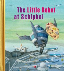 The little Robot at Schiphol 1