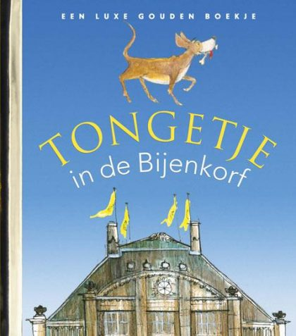 Tongetje in de Bijenkorf