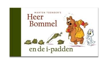 Toonder Bommel en de i-padden boek