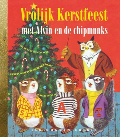 Vrolijk Kerstfeest met Alvin en de Chipmunks 1