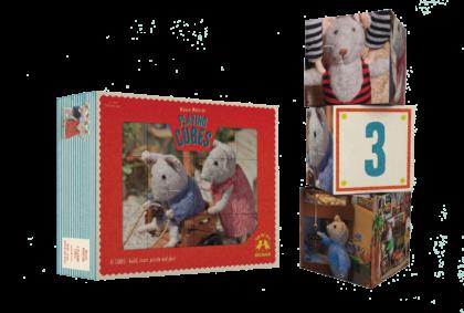 Het Muizenhuis - Speelblokken en puzzel
