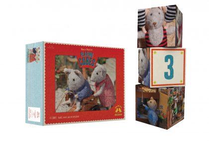 Het Muizenhuis speelblokken en puzzel