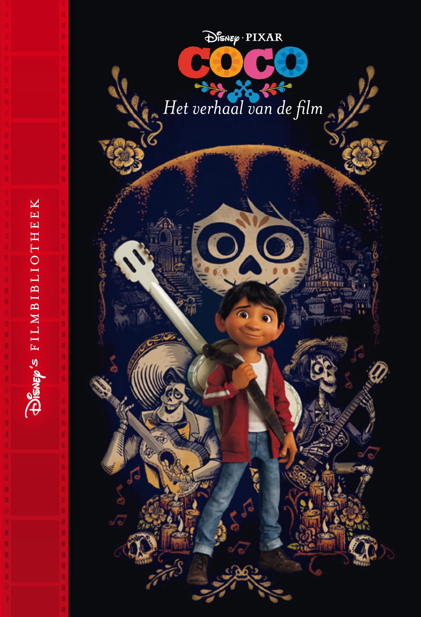 Coco het verhaal van de film