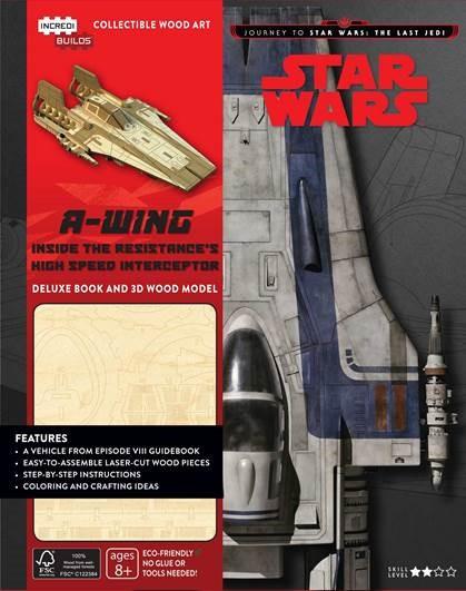 Vier sterren voor de Star Wars bouwboeken