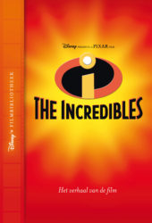 The Incredibles Disney Filmbibliotheek