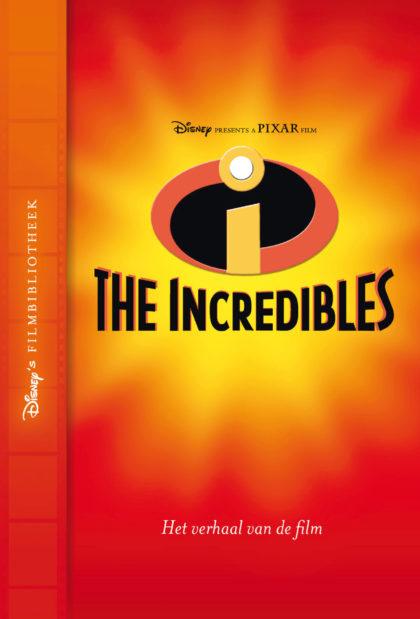 The Incredibles Disney Filmbibliotheek