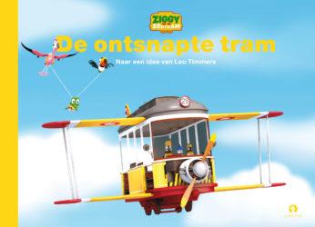 Ziggy en de Zootram - De ontsnapte tram