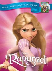 Disney Rapunzel boek + originele film op DVD