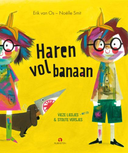 Haren vol banaan vieze liedjes & stoute versjes