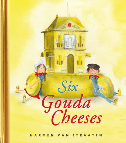 Six Gouda Cheeses