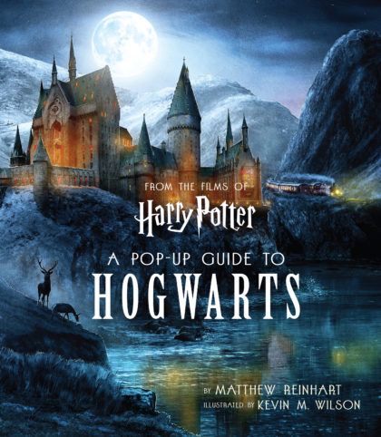 Harry Potter - A Pop-Up Guide to Hogwarts