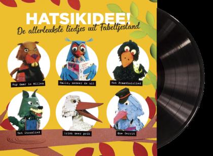 Hatsikidee! De allerleukste liedjes uit Fabeltjesland