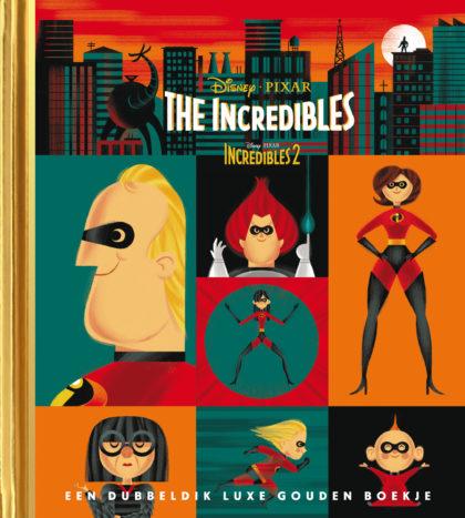 The Incredibles 1 en 2 - Disney Pixar