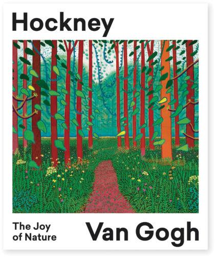 Hockney - Van Gogh. The Joy of Nature