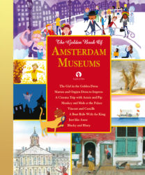 Het Grote gouden Museumboek van Amsterdam 1