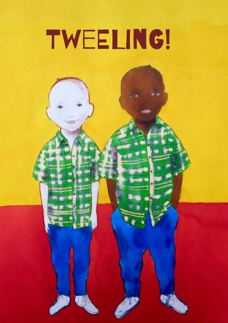 Mylo Freeman maakt het Prentenboek van de Kinderboekenweek 2020