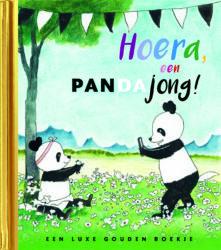 Hoera, een pandajong!