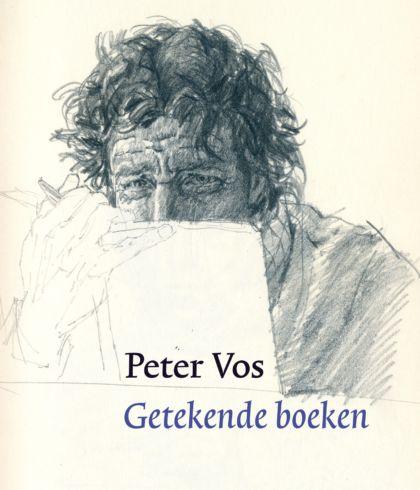 Peter Vos - Getekende boeken 2