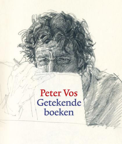 Peter Vos - Getekende boeken 3