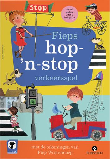 Fieps Hop-'n-Stop verkeersspel 1