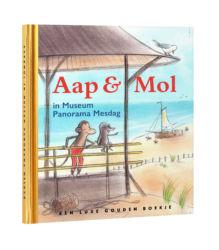 Aap en Mol in Museum Panorama Mesdag