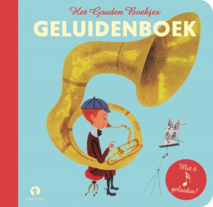 Het Gouden Boekjes geluidenboek 4